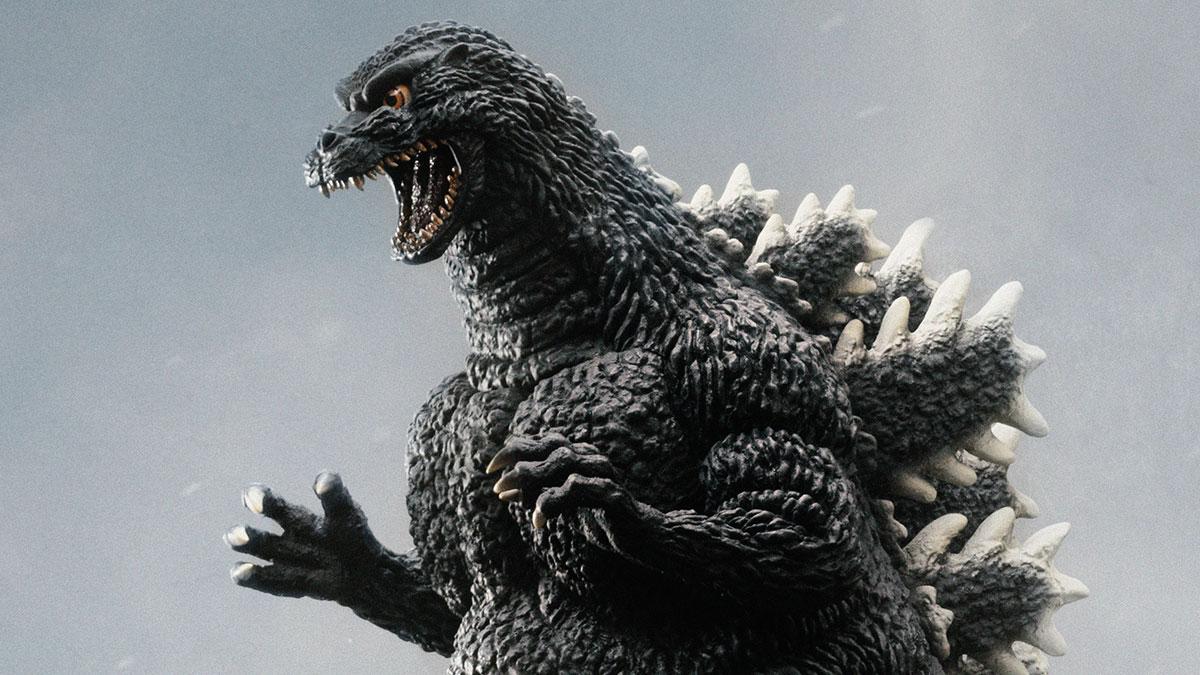 X-Plus Godzilla 1993