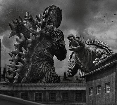 X-Plus 30cm Godzilla vs Angilas