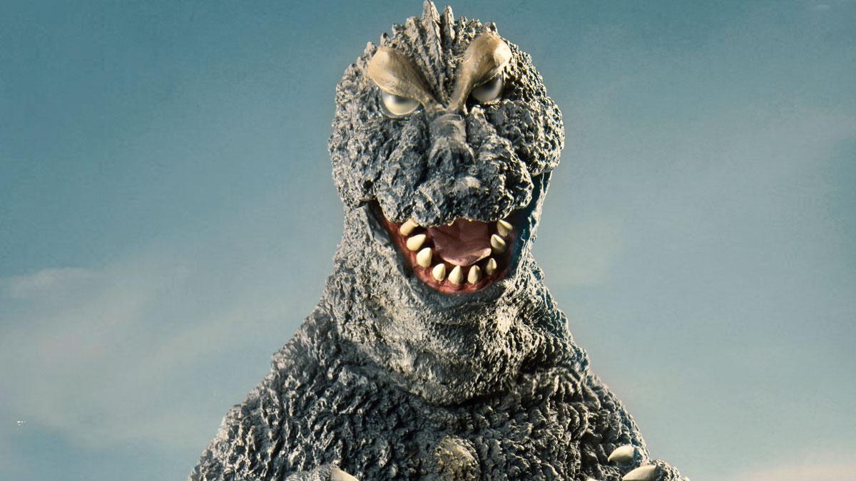 X-Plus Gigantic Godzilla 1964