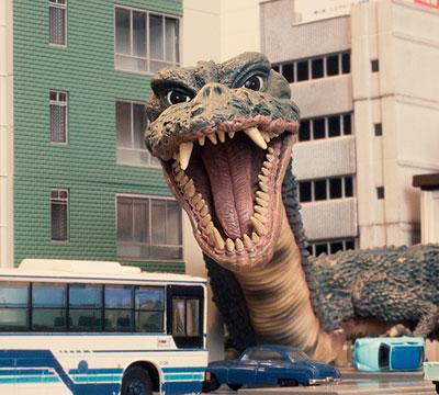 MyKaiju Godzilla | Manda