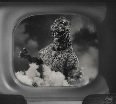 X-Plus Yuji Sakai Godzilla 1954