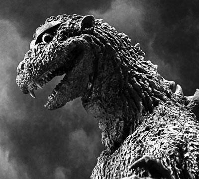 X-Plus Godzilla 1954
